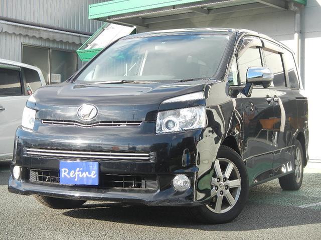 トヨタ ZS HDDナビ フルセグTV Bカメラ 両側Pスライドドア