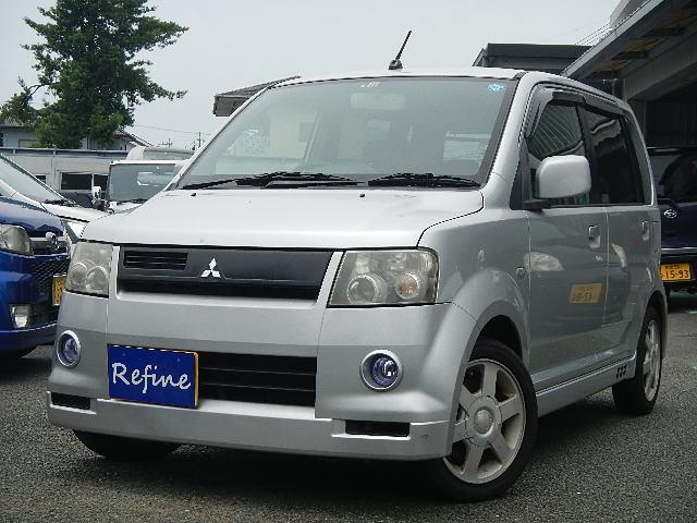 三菱 eKスポーツ Z キーレス AW フォグランプ CDMD ...