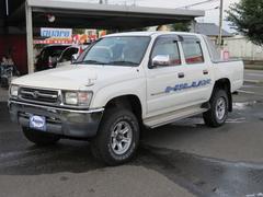 ハイラックススポーツピックダブルキャブ 標準ボディディーゼル 4WD