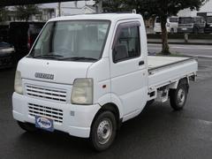 キャリイトラックKC 4WD 三方開 5速マニュアル車 車検整備付き
