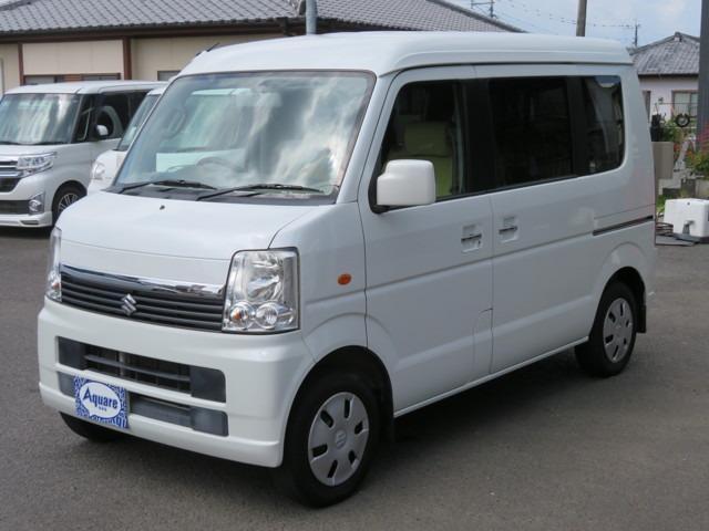 「スズキ」「エブリイワゴン」「コンパクトカー」「宮崎県」の中古車