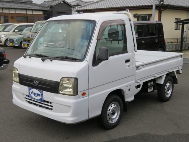 「スバル」「サンバートラック」「トラック」「宮崎県」の中古車