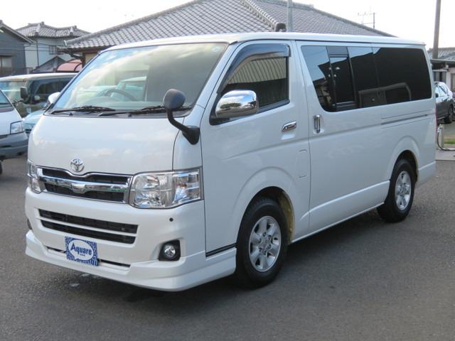 「トヨタ」「ハイエース」「その他」「宮崎県」の中古車