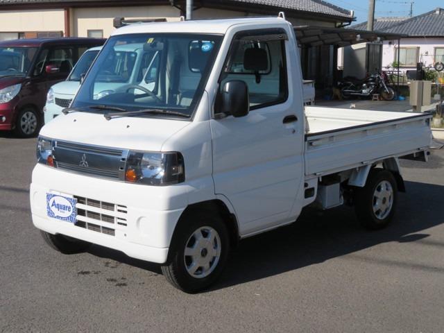 三菱 Vタイプ 2WD エアコン パワステ 5速マニュアル車