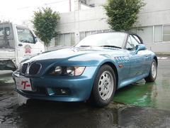 BMW Z3ロードスターキーレス CD ETC アルミホイール ハーフレザーシート
