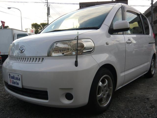 トヨタ 130iナビTV・ETC・15インチアルミ