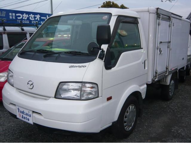 マツダ ボンゴトラック DX 1トン保冷車