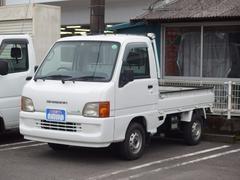 サンバートラックTB タイヤ新品 4WD 外装仕上げ済