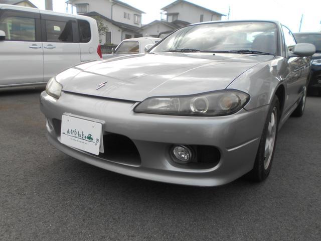 「日産」「シルビア」「オープンカー」「熊本県」の中古車