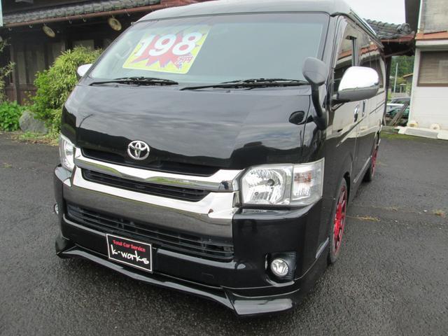 トヨタ ワイドスーパーGL 3.0Tディゼル インジェクター新品交換