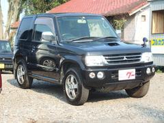 パジェロミニアクティブフィールドエディション 4WD アルミ