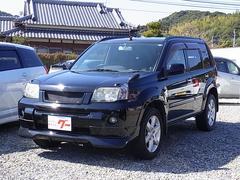 エクストレイルXtt 4WD HDDナビワンセグTV ETC キセノン