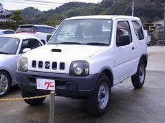 ジムニーXL 4WD 5速ミッション 背面タイヤ