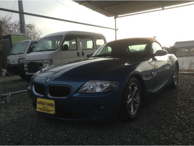 BMW Z4 2.2i (検31.7)