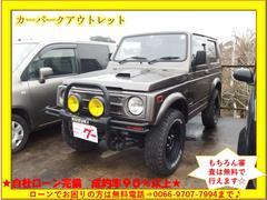 ジムニーバンHC 4WD ターボ車 5速マニュアル車 CDオーディオ
