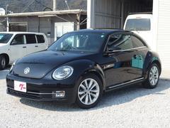 VW ザ・ビートルデザインレザーパッケージ 本革シート 17インチAW