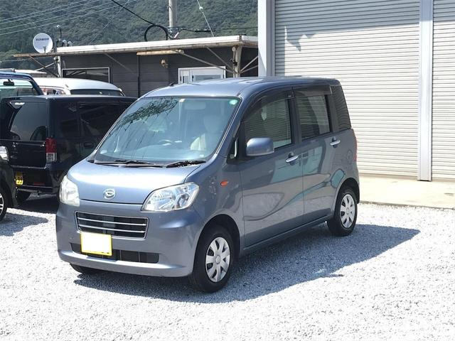 ダイハツ Xスペシャル CVT車 キーレス ヘッドライトレベライザー