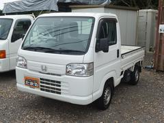 アクティトラックSDX 4WD エアコン パワステ 三方開 5速マニュアル車