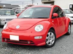 VW ニュービートルプラス サンルーフ 本革シート