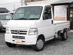 アクティトラック5MT 塗装済 エアコン・パワステ・作業灯・社外CDデッキ