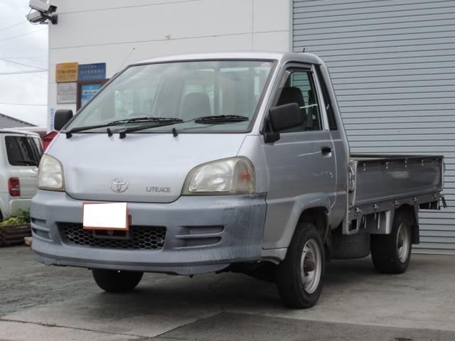 トヨタ SシングルジャストローDX スチールデッキ 三方開