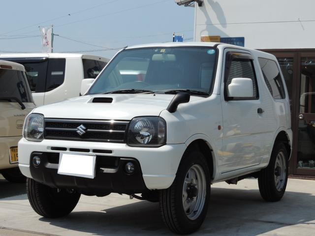 スズキ XC ターボ 4WD ナビ フルセグTV キーレス アルミ