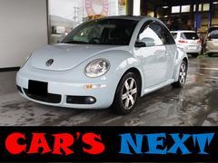 VW ニュービートルLZ  電動サンルーフ キーレスキー 黒革シート