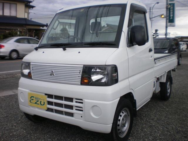 三菱 Vタイプ 5速マニュアル エアコン パワステ