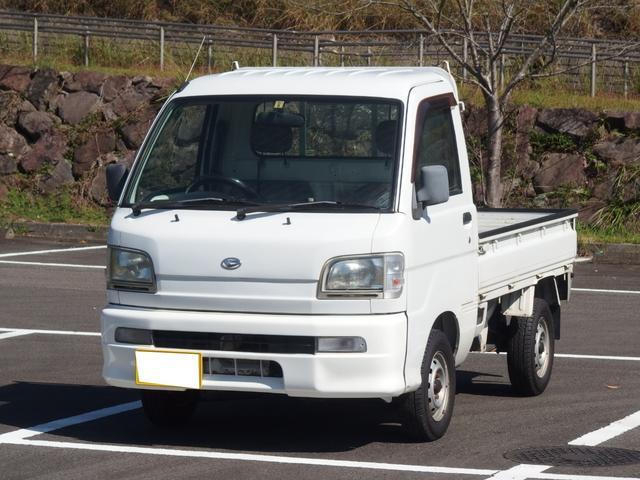 ダイハツ スペシャル エアコン パワステ 5速マニュアル車 三方開