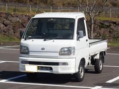 ハイゼットトラックスペシャル グー鑑定車 エアコン パワステ 5速マニュアル車