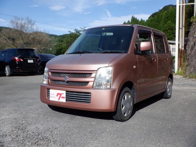 スズキ ワゴンR FX (車検整備付)