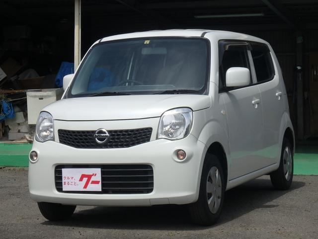 日産 モコ S キーレス ETC CD セキュリティ