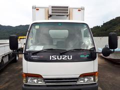 エルフトラック冷蔵冷凍車 2t ETC