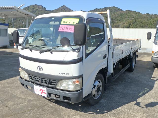 トヨタ 2平ボディーロング 5速MT ABS フル装備 エアバック
