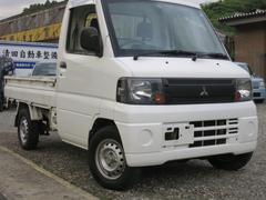 ミニキャブトラックVタイプ エアコン パワステ 4WD タイミングベルト交換