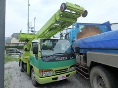 エルフトラック高所作業車 フル装備 最大18M 長さ588CM幅188CM