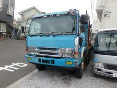 ザ・グレートヒアブクレーン 木材運搬車 8.5t 長さ858CM
