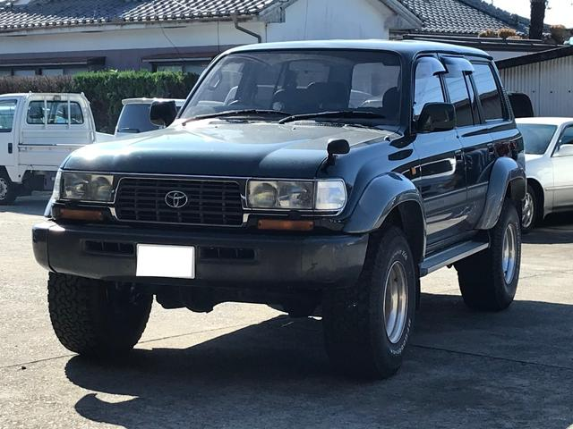 「トヨタ」「ランドクルーザー80」「SUV・クロカン」「宮崎県」の中古車