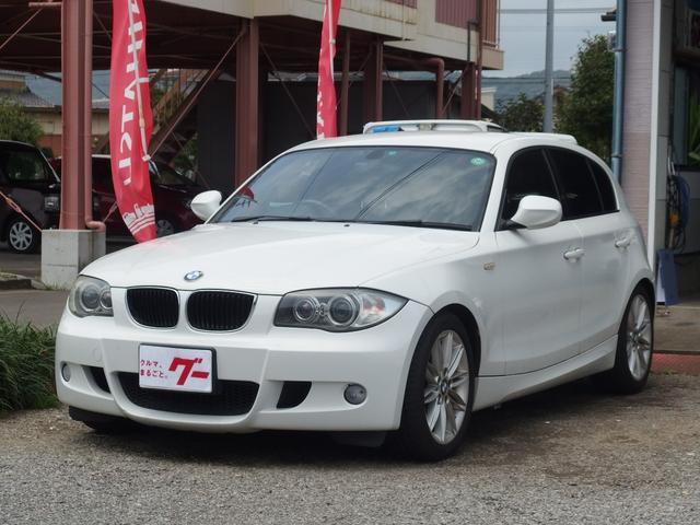 BMW 1シリーズ 116i Mスポーツパッケージ 17AWナビTV グー鑑定車