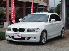 BMW116i Mスポーツパッケージ 17インチAW ナビ ETC