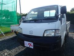 ボンゴトラックエアコン・パワステ・4WD・5速MT・リヤダブルタイヤ