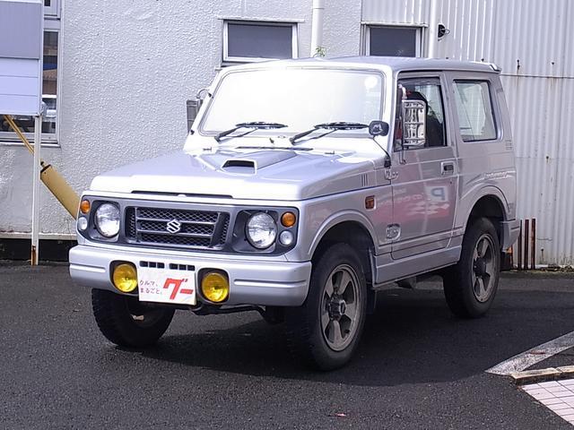 スズキ ランド 4WD 5速ミッション 背面タイヤ Rスポイラー