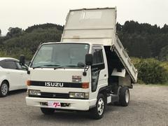 エルフトラック2.0t ダンプ ディーゼル 5速マニュアル車