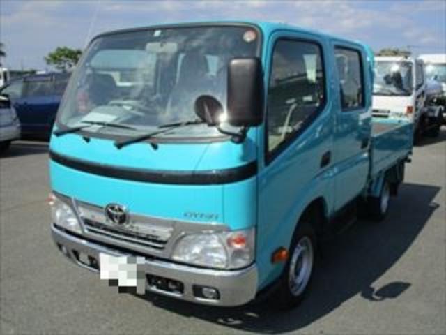 トヨタ 1.25t Wキャブ