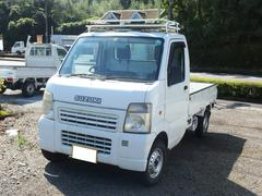 キャリイトラックKCエアコン・パワステ 三方開 5速マニュアル車
