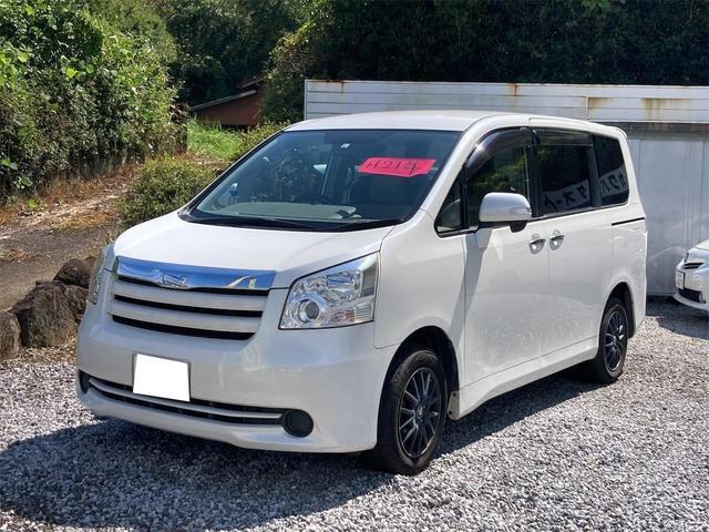 トヨタ X スマートエディション ナビ 両側電動スライドドア オートライト HIDヘッドライト 3列シート フルフラット ウォークスルー Bluetooth CD アルミホイール スマートキー 電動格納ミラー CVT