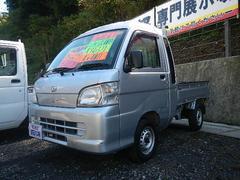 ハイゼットトラックジャンボ エアコン パワステ パワーウインドウ 4WD