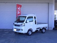 ハイゼットトラックジャンボ 4WD 届出済未使用車 LEDライト