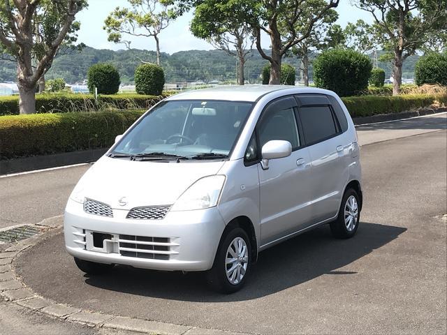 日産 モコ C タイミングチェーン キーレス CDデッキ ベンチシート ABS Wエアバック