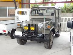 ジープキャンバストップ 4WD J56 ガソリン車 ウィンチ付き